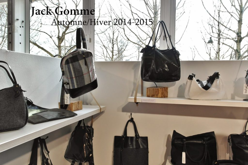 Jack Gomme. Automne Hiver 2014/2015