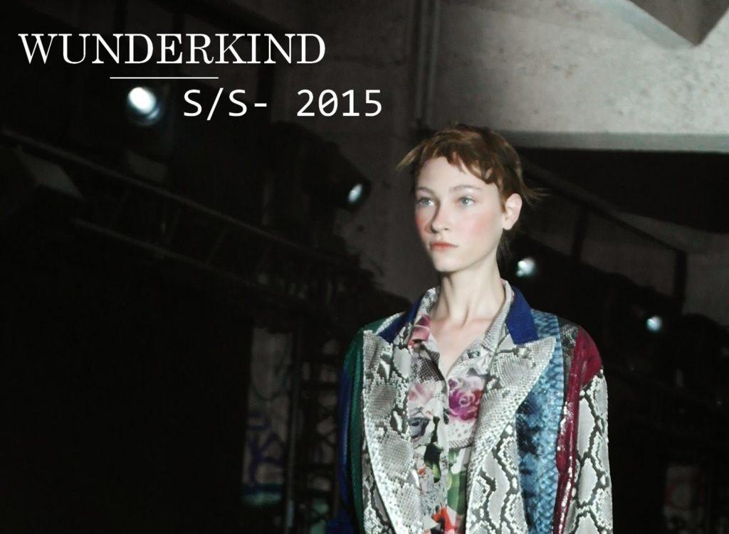 Paris Fashion Week- Day 3- Wunderkind