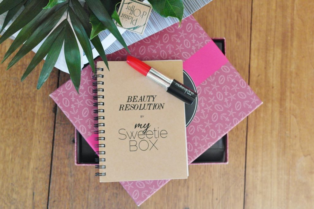 My Sweetie Box – Test de décembre