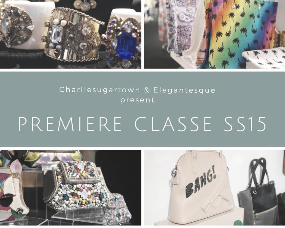 PREMIERE CLASSE – TUILERIES – SS15