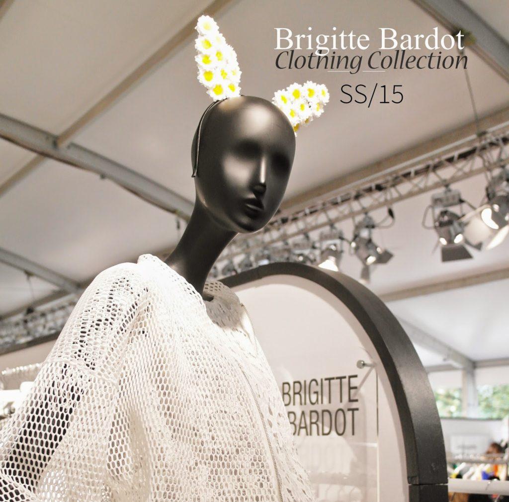 Brigitte Bardot Clothing Collection -SS/15