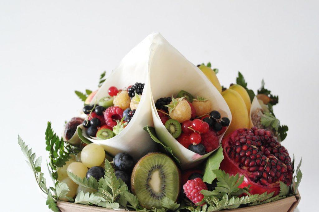 La corbeille de fruits charlie sugar town - Corbeille de fruits a domicile ...