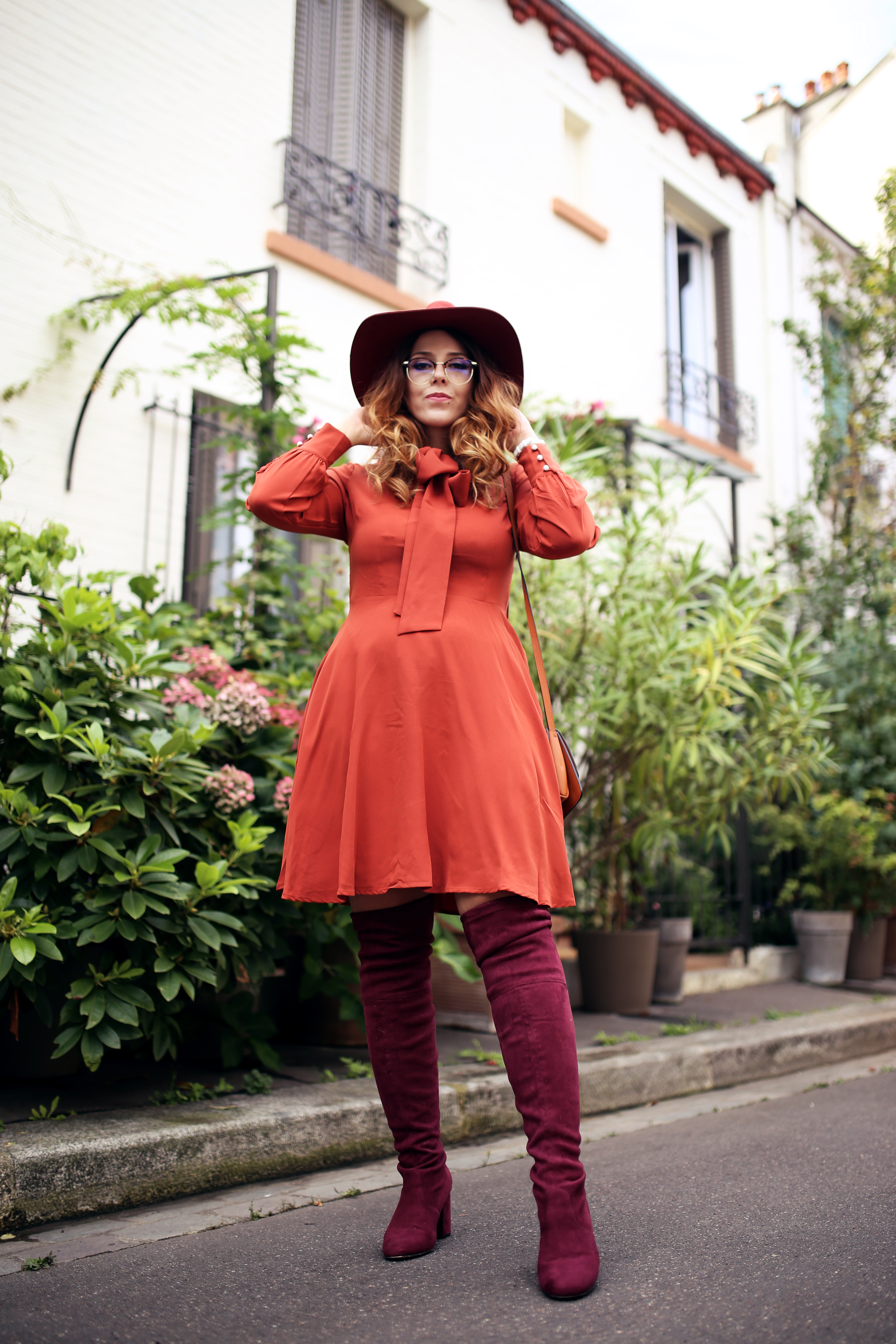 robe preppy joanie clothing blog rétro vintage Paris Charlie Sugar Town