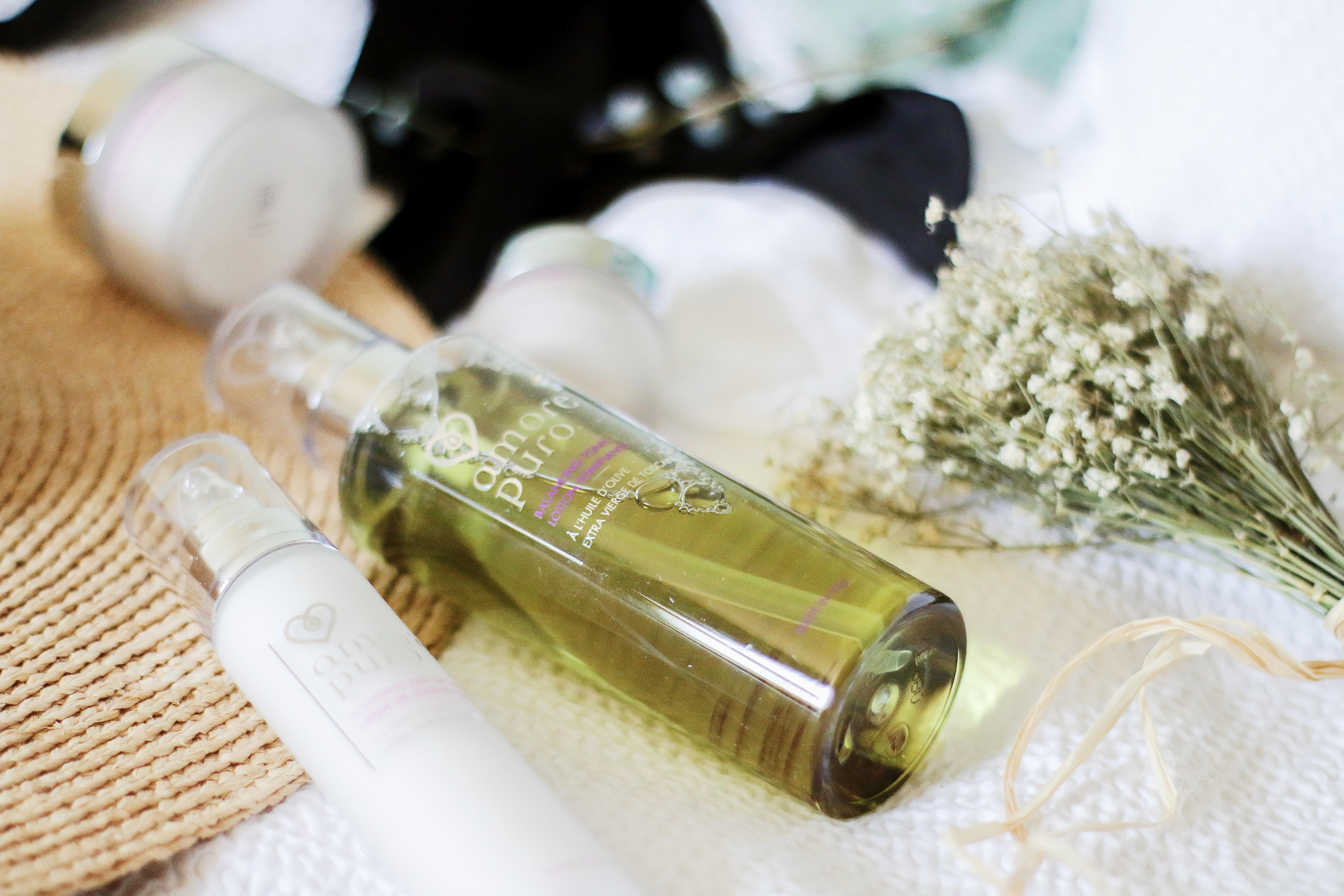 soins naturels et cosmétique naturelle à base d'huile d'olive extra vierge de Toscane Amore Puro. Charlie Sugar Town