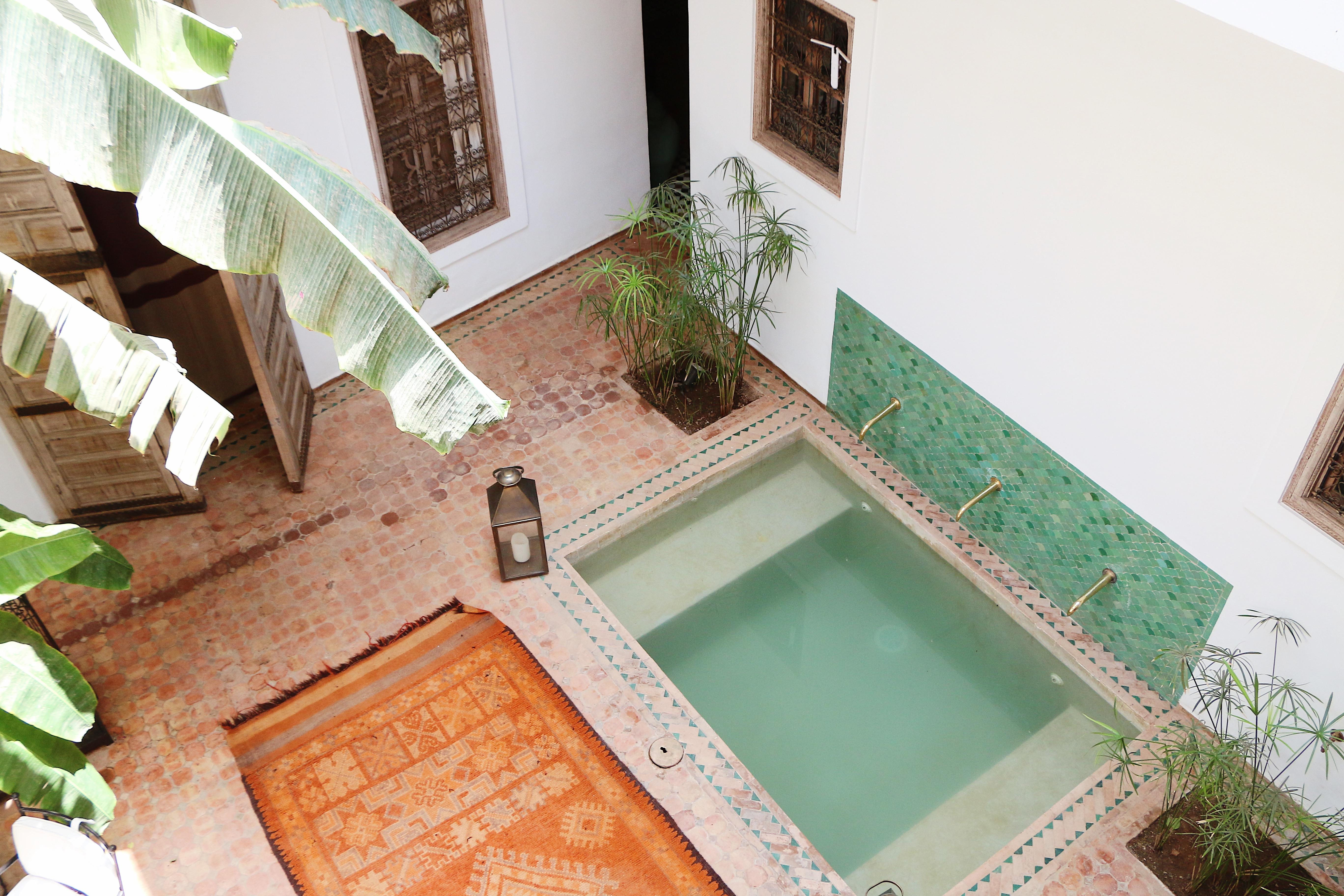 Voyager à Marrakech, Riad Marrakech, médina, hotel, B&B Marrakech,