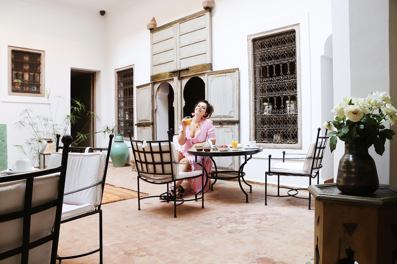 Voyager à Marrakech, Riad Marrakech, médina, hotel, B&B Marrakech, travel influencer, influenceur voyage, travel blogger