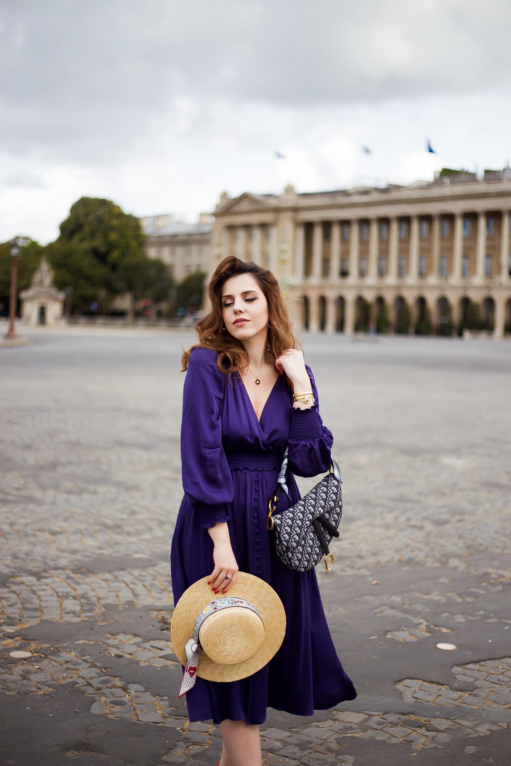élégante parisienne sac dior luxe paris charlie sugar town