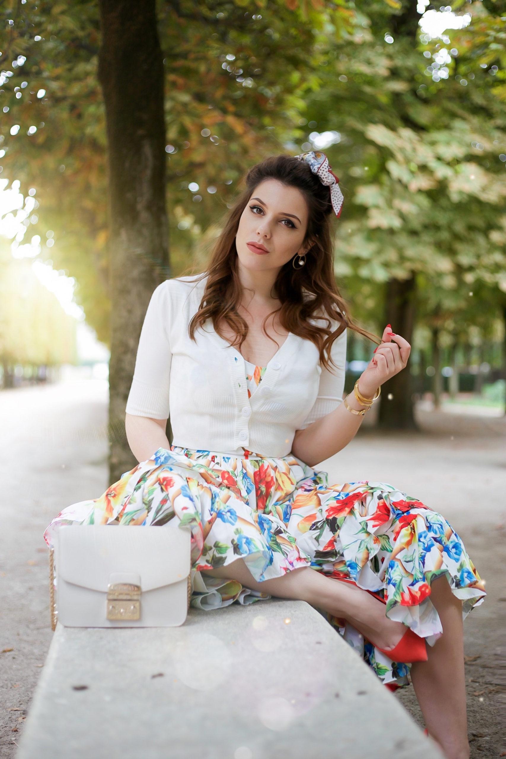 Charlie Sugar Town Paris Blog mode vintage rétro
