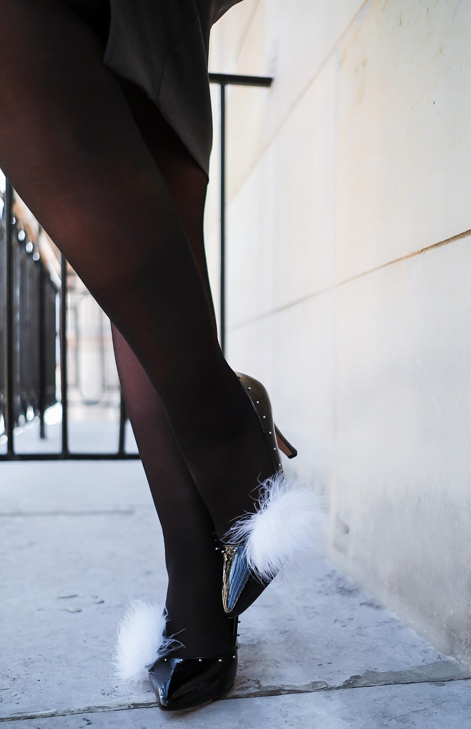 escarpins malefic shoes diy personnalisables