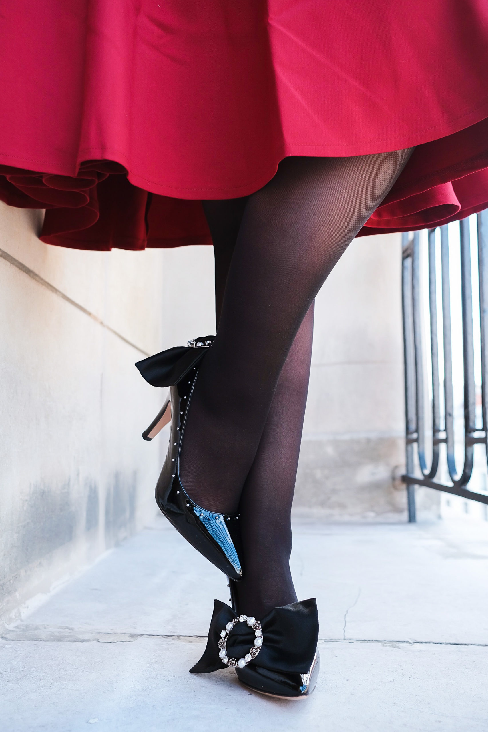 malefic shoes made in france escarpins