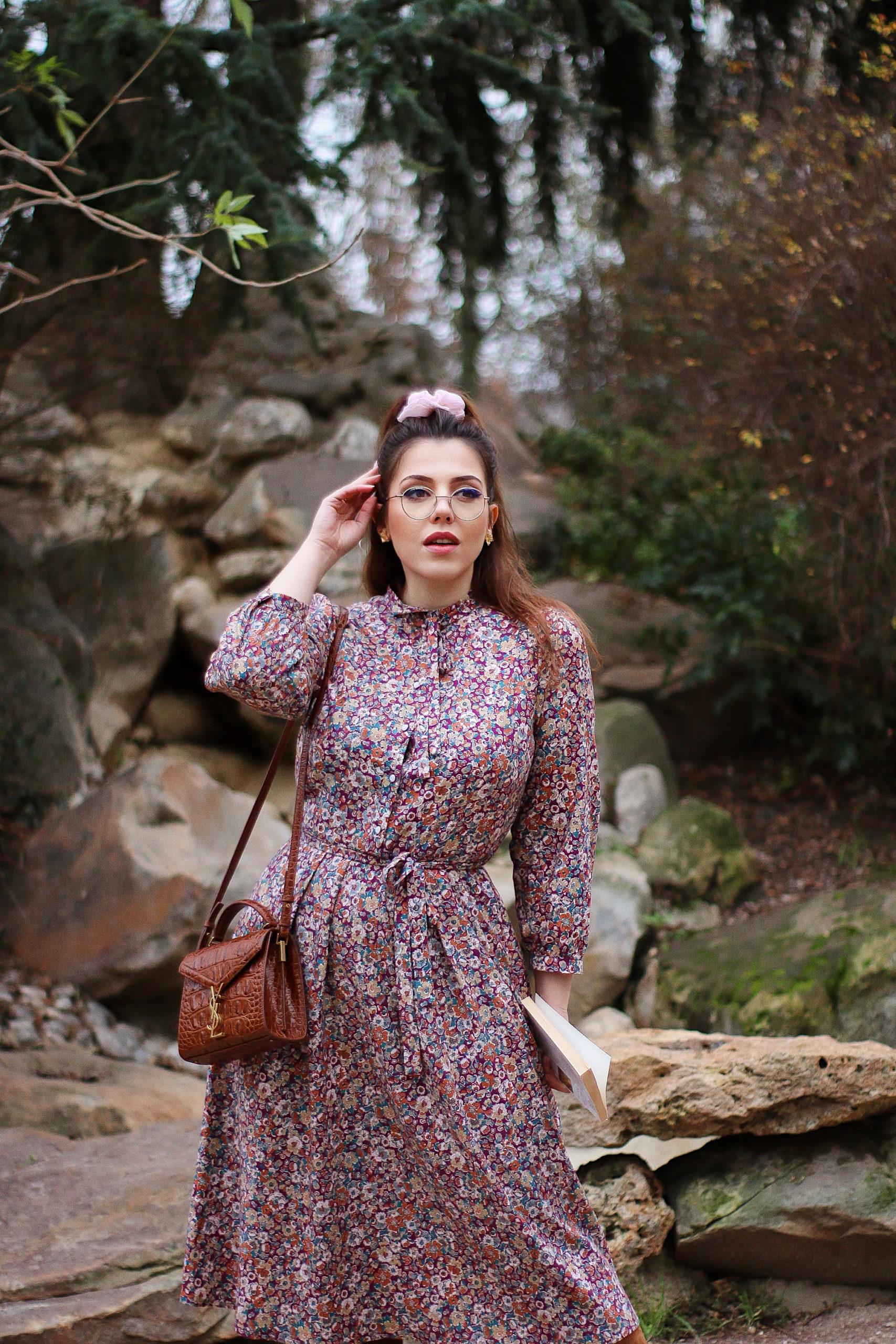 look romantique, blog mode, blog vintage, blog paris