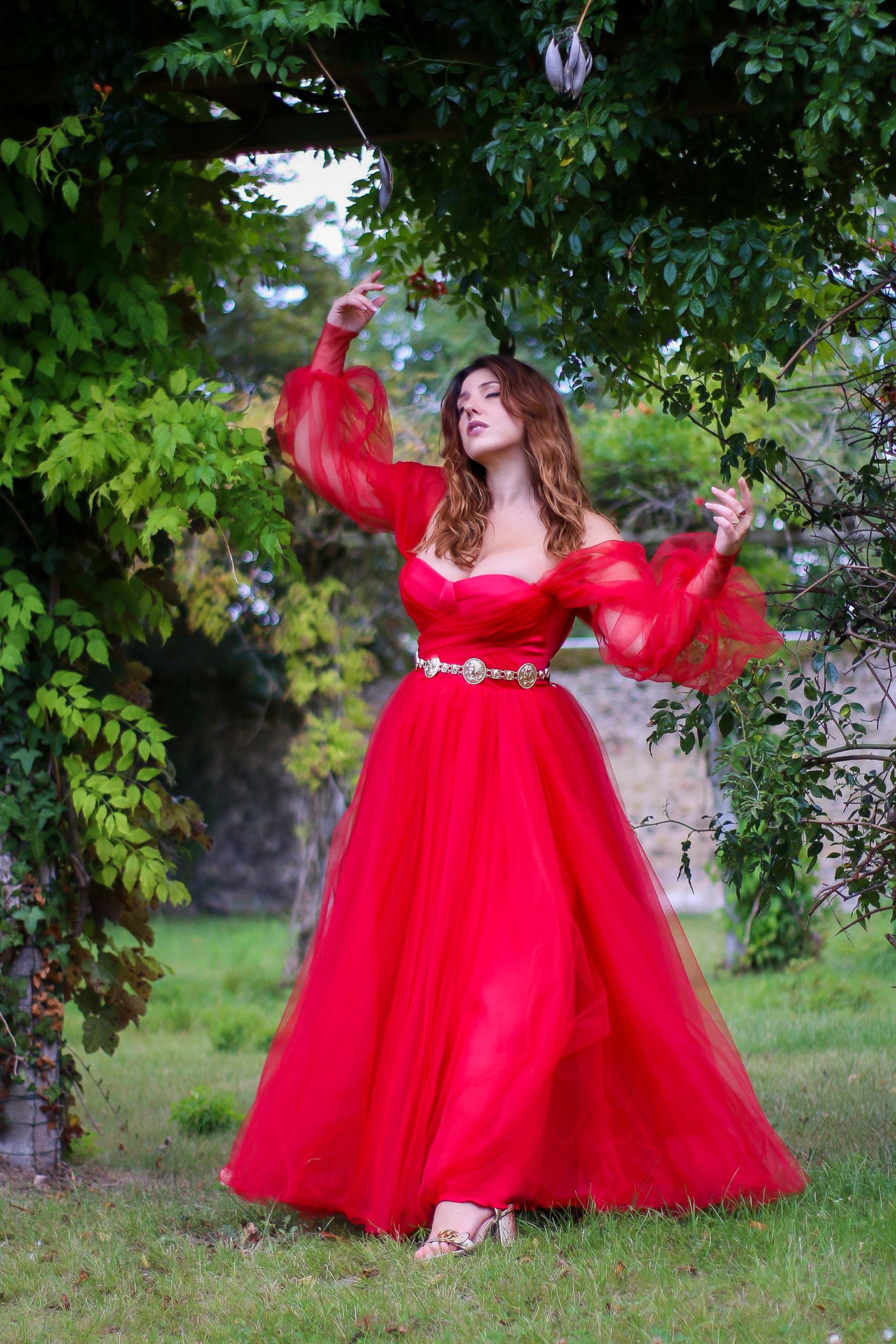 robe de bal Ari