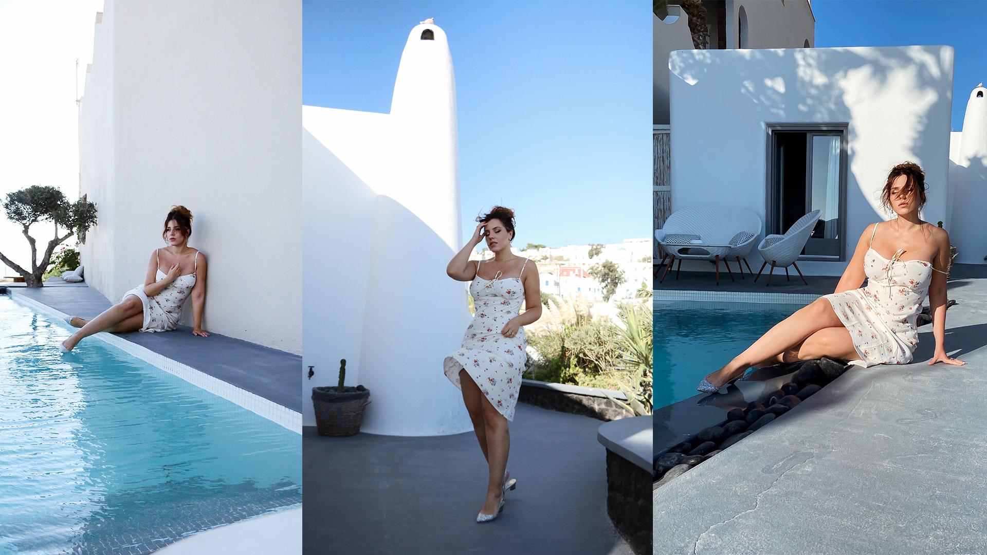 Santorin Calm Collection villa vacances