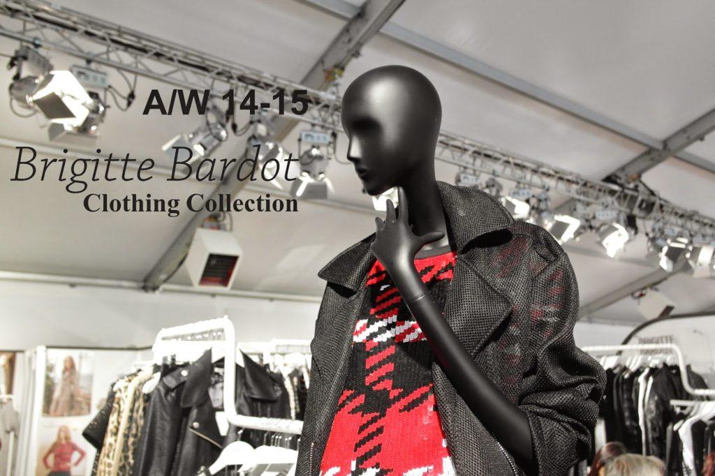 Brigitte Bardot Clothing A/W 14/15
