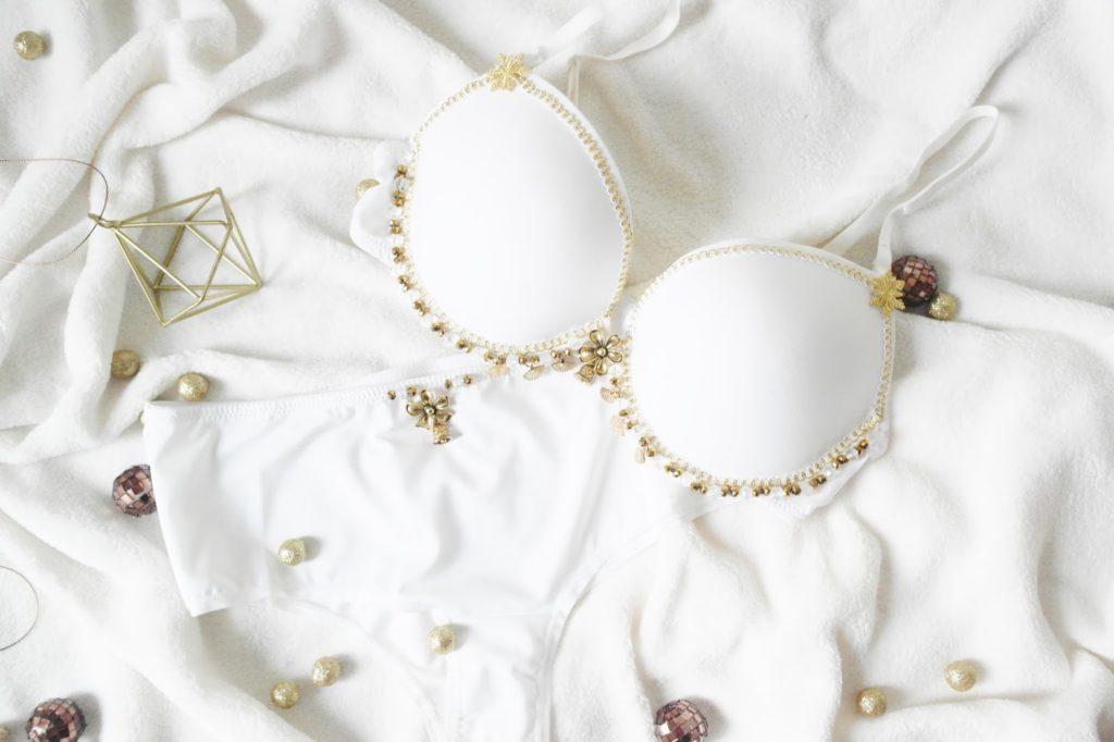 DIY – Ma lingerie de Noël –